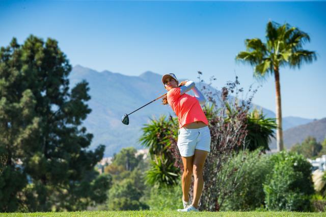 El golf femenino profesional vuelve a escena en semana de WGC