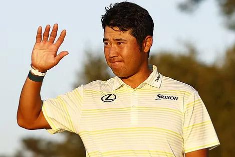 Hideki Matsuyama, el primer japonés en ganar el Masters de Augusta al que el golf salvó la vida