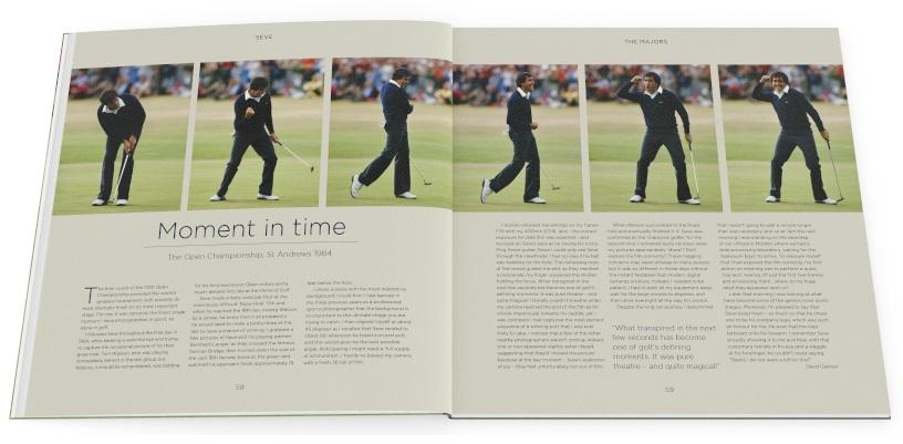 'Seve: His Life through the Lens', libro conmemorativo de la vida y carrera de Seve Ballesteros, presentado en el décimo aniversario de su fallecimento