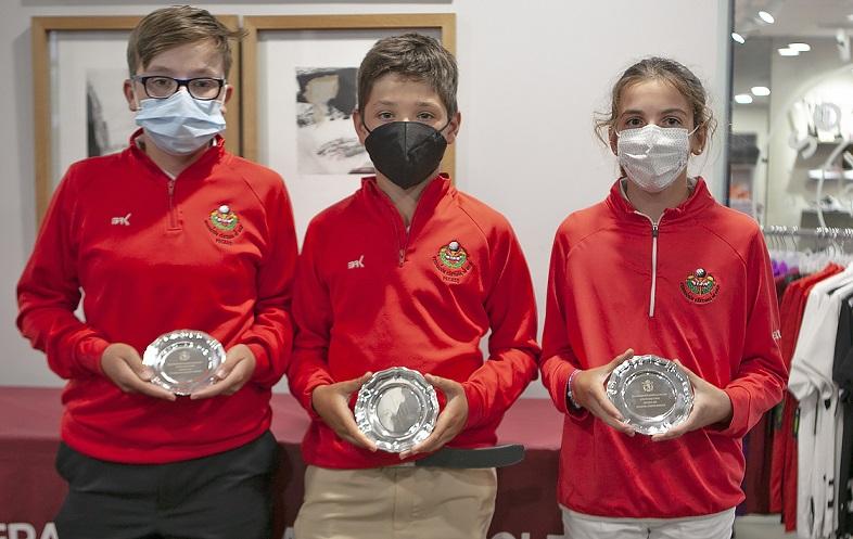 Inés González y José Antonio Salas vencen en sus categorías en el II Puntuable Zonal Juvenil Zona 9 2021